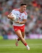 11 September 2021; Michael McKernan of Tyrone during the GAA Football All-Ireland Senior Championship Final match between Mayo and Tyrone at Croke Park in Dublin. Photo by Stephen McCarthy/Sportsfile