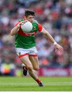 11 September 2021; Conor Loftus of Mayo during the GAA Football All-Ireland Senior Championship Final match between Mayo and Tyrone at Croke Park in Dublin. Photo by Ray McManus/Sportsfile