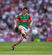 11 September 2021; Stephen Coen of Mayo during the GAA Football All-Ireland Senior Championship Final match between Mayo and Tyrone at Croke Park in Dublin. Photo by Ray McManus/Sportsfile