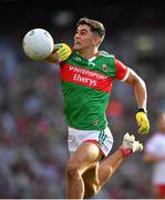 11 September 2021; Tommy Conroy of Mayo during the GAA Football All-Ireland Senior Championship Final match between Mayo and Tyrone at Croke Park in Dublin. Photo by Ray McManus/Sportsfile