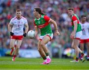 11 September 2021; Oisín Mullin of Mayo during the GAA Football All-Ireland Senior Championship Final match between Mayo and Tyrone at Croke Park in Dublin. Photo by Ray McManus/Sportsfile