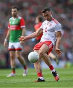 11 September 2021; Darren McCurry of Tyrone during the GAA Football All-Ireland Senior Championship Final match between Mayo and Tyrone at Croke Park in Dublin. Photo by Piaras Ó Mídheach/Sportsfile