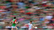 11 September 2021; Conor Meyler of Tyrone during the GAA Football All-Ireland Senior Championship Final match between Mayo and Tyrone at Croke Park in Dublin. Photo by Stephen McCarthy/Sportsfile