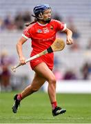 12 September 2021; Orla Cronin of Cork during the All-Ireland Senior Camogie Championship Final match between Cork and Galway at Croke Park in Dublin. Photo by Piaras Ó Mídheach/Sportsfile