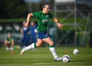 14 September 2021; Ciara Grant during a Republic of Ireland training session at the FAI National Training Centre in Abbotstown, Dublin. Photo by Stephen McCarthy/Sportsfile