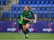 11 September 2021; Nicole Fowley of Connacht during the Vodafone Women's Interprovincial Championship Round 3 match between Connacht and Ulster at Energia Park in Dublin. Photo by Harry Murphy/Sportsfile