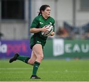 11 September 2021; Orla Dixon of Connacht during the Vodafone Women's Interprovincial Championship Round 3 match between Connacht and Ulster at Energia Park in Dublin. Photo by Harry Murphy/Sportsfile