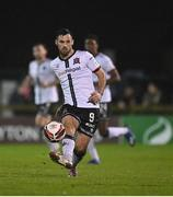 14 September 2021; Patrick Hoban of Dundalk during the SSE Airtricity League Premier Division match between Sligo Rovers and Dundalk at The Showgrounds in Sligo. Photo by Seb Daly/Sportsfile
