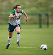 15 September 2021; Áine O'Gorman during a Republic of Ireland training session at the FAI National Training Centre in Abbotstown, Dublin. Photo by Stephen McCarthy/Sportsfile