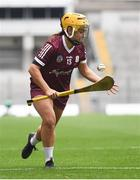 12 September 2021; Siobhán McGrath of Galway during the All-Ireland Senior Camogie Championship Final match between Cork and Galway at Croke Park in Dublin. Photo by Ben McShane/Sportsfile