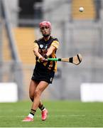 12 September 2021; Sophie O'Dwyer of Kilkenny during the All-Ireland Intermediate Camogie Championship Final match between Antrim and Kilkenny at Croke Park in Dublin. Photo by Ben McShane/Sportsfile