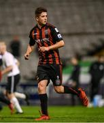 17 September 2021; Cole Kiernan of Bohemians during the extra.ie FAI Cup Quarter-Final match between Bohemians and Maynooth University Town at Dalymount Park in Dublin. Photo by Stephen McCarthy/Sportsfile