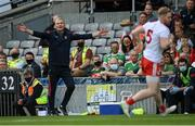 11 September 2021; Mayo manager James Horan during the GAA Football All-Ireland Senior Championship Final match between Mayo and Tyrone at Croke Park in Dublin. Photo by Ramsey Cardy/Sportsfile