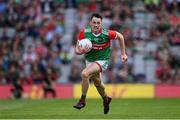 11 September 2021; Diarmuid O'Connor of Mayo during the GAA Football All-Ireland Senior Championship Final match between Mayo and Tyrone at Croke Park in Dublin. Photo by Ramsey Cardy/Sportsfile