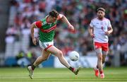 11 September 2021; Matthew Ruane of Mayo during the GAA Football All-Ireland Senior Championship Final match between Mayo and Tyrone at Croke Park in Dublin. Photo by Ramsey Cardy/Sportsfile
