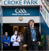 11 September 2021; Production manager Robert Smith during the GAA Football All-Ireland Senior Championship Final match between Mayo and Tyrone at Croke Park in Dublin. Photo by Ramsey Cardy/Sportsfile