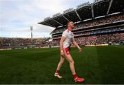 11 September 2021; Cathal McShane of Tyrone celebrates after the GAA Football All-Ireland Senior Championship Final match between Mayo and Tyrone at Croke Park in Dublin. Photo by Ramsey Cardy/Sportsfile