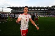 11 September 2021; Michael McKernan of Tyrone after the GAA Football All-Ireland Senior Championship Final match between Mayo and Tyrone at Croke Park in Dublin. Photo by Ramsey Cardy/Sportsfile