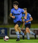 17 September 2021; Dara Keane of UCD during the extra.ie FAI Cup Quarter-Final match between UCD and Waterford at UCD Bowl in Belfield, Dublin. Photo by Matt Browne/Sportsfile