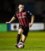 13 September 2021; Andy Lyons of Bohemians during the SSE Airtricity League Premier Division match between Finn Harps and Bohemians at Finn Park in Ballybofey, Donegal. Photo by Ramsey Cardy/Sportsfile