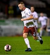20 September 2021; Keith Ward of Bohemians during the SSE Airtricity League Premier Division match between Bohemians and Derry City at Dalymount Park in Dublin. Photo by Seb Daly/Sportsfile