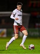 20 September 2021; Dawson Devoy of Bohemians during the SSE Airtricity League Premier Division match between Bohemians and Derry City at Dalymount Park in Dublin. Photo by Seb Daly/Sportsfile