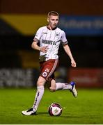 20 September 2021; Ross Tierney of Bohemians during the SSE Airtricity League Premier Division match between Bohemians and Derry City at Dalymount Park in Dublin. Photo by Seb Daly/Sportsfile