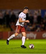20 September 2021; Rob Cornwall of Bohemians during the SSE Airtricity League Premier Division match between Bohemians and Derry City at Dalymount Park in Dublin. Photo by Seb Daly/Sportsfile