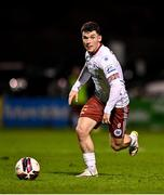 20 September 2021; Ali Coote of Bohemians during the SSE Airtricity League Premier Division match between Bohemians and Derry City at Dalymount Park in Dublin. Photo by Seb Daly/Sportsfile