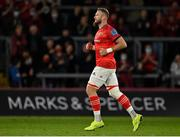 25 September 2021; RG Snyman of Munster during the United Rugby Championship match between Munster and Cell C Sharks at Thomond Park in Limerick. Photo by Piaras Ó Mídheach/Sportsfile