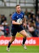 25 September 2021; Rory O'Loughlin of Leinster during the United Rugby Championship match between Leinster and Vodacom Bulls at the Aviva Stadium in Dublin. Photo by Harry Murphy/Sportsfile