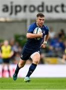 25 September 2021; Luke McGrath of Leinster during the United Rugby Championship match between Leinster and Vodacom Bulls at the Aviva Stadium in Dublin. Photo by Harry Murphy/Sportsfile