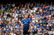 25 September 2021; Jonathan Sexton of Leinster during the United Rugby Championship match between Leinster and Vodacom Bulls at the Aviva Stadium in Dublin. Photo by Harry Murphy/Sportsfile