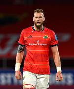 25 September 2021; RG Snyman of Munster during the United Rugby Championship match between Munster and Cell C Sharks at Thomond Park in Limerick. Photo by Seb Daly/Sportsfile