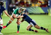 25 September 2021; Dorothy Wall of Ireland during the Rugby World Cup 2022 Europe qualifying tournament match between Ireland and Scotland at Stadio Sergio Lanfranchi in Parma, Italy. Photo by Roberto Bregani/Sportsfile