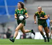 5 September 2021; Orla Byrne of Meath during the TG4 All-Ireland Ladies Senior Football Championship Final match between Dublin and Meath at Croke Park in Dublin. Photo by Piaras Ó Mídheach/Sportsfile
