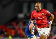 2 October 2021; Simon Zebo of Munster during the United Rugby Championship match between Munster and DHL Stormers at Thomond Park in Limerick. Photo by Brendan Moran/Sportsfile