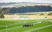 10 October 2021; A general view of the Staffordstown Stud and at The Curragh Racecourse in Kildare. Photo by Harry Murphy/Sportsfile