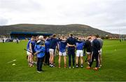 10 October 2021; The O'Donovan Rossa team before the Antrim County Senior Club Hurling Championship Final match between Dunloy and O'Donovan Rossa at Corrigan Park in Belfast. Photo by Ramsey Cardy/Sportsfile
