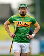 10 October 2021; Kevin Molloy of Dunloy before the Antrim County Senior Club Hurling Championship Final match between Dunloy and O'Donovan Rossa at Corrigan Park in Belfast. Photo by Ramsey Cardy/Sportsfile