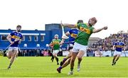 10 October 2021; Eoin O'Neill of Dunloy during the Antrim County Senior Club Hurling Championship Final match between Dunloy and O'Donovan Rossa at Corrigan Park in Belfast. Photo by Ramsey Cardy/Sportsfile