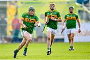 10 October 2021; Paul Shiels of Dunloy during the Antrim County Senior Club Hurling Championship Final match between Dunloy and O'Donovan Rossa at Corrigan Park in Belfast. Photo by Ramsey Cardy/Sportsfile