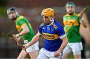 10 October 2021; Christopher McGuinness of O'Donovan Rossa during the Antrim County Senior Club Hurling Championship Final match between Dunloy and O'Donovan Rossa at Corrigan Park in Belfast. Photo by Ramsey Cardy/Sportsfile