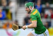10 October 2021; Conor Kinsella of Dunloy during the Antrim County Senior Club Hurling Championship Final match between Dunloy and O'Donovan Rossa at Corrigan Park in Belfast. Photo by Ramsey Cardy/Sportsfile