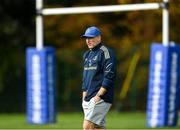 11 October 2021; Backs coach Felipe Contepomi during a Leinster Rugby squad training session at UCD in Dublin. Photo by Harry Murphy/Sportsfile
