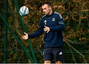 11 October 2021; Senior performance analyst Brian Colclough during a Leinster Rugby squad training session at UCD in Dublin. Photo by Harry Murphy/Sportsfile