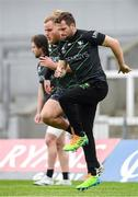 12 October 2021; Jack Carty during a Connacht rugby squad training at The Sportsground in Galway. Photo by Matt Browne/Sportsfile