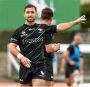 12 October 2021; Caolin Blade during a Connacht rugby squad training at The Sportsground in Galway. Photo by Matt Browne/Sportsfile