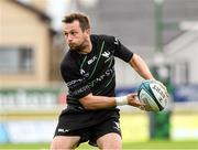 12 October 2021; Jack Carty in action during a Connacht rugby squad training at The Sportsground in Galway. Photo by Matt Browne/Sportsfile