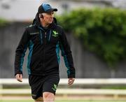 12 October 2021; Head coach Andy Friend during a Connacht rugby squad training at The Sportsground in Galway. Photo by Matt Browne/Sportsfile